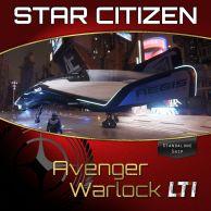 Aegis Avenger Warlock LTI (CCU'ed)