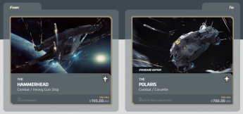 AEGIS Hammerhead to Polaris Upgrade