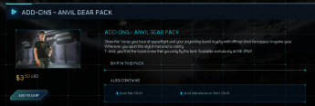 Add-ons - Anvil GearPack