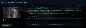 Add-Ons - Cnou Gear Pack