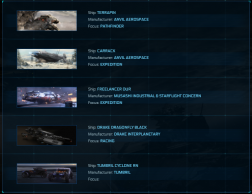 Flash Sale > Package - UEE Exploration 2948 Pack - LTI (Huge discounted 5 Ships, SC + SQ42, Hangar)