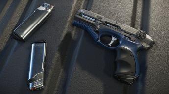 Gemini LH86 Pistol Voyager Edition