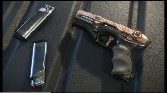 Gemini LH86 Pistol Pathfinder Edition