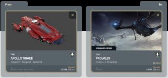 Apollo Triage to Prowler Upgrade (CCU)