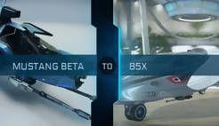 Mustang Beta to 85X Upgrade