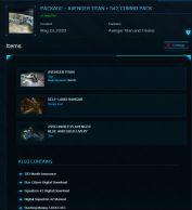 Avenger Titan  + S42 Combo Pack (10y insurance)