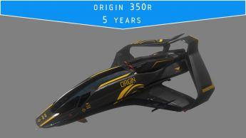 ORIGIN 350r - (5 years)