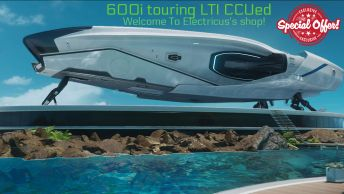 600i Touring - LTI CCUed