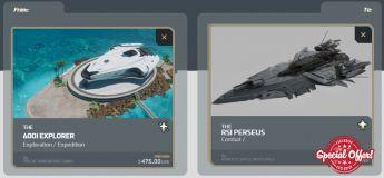 600i Explorer to Perseus Upgrade CCU