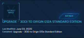 300I to Origin G12A ( CCU )