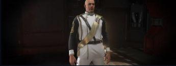 Second Teravin War White Dress Uniform