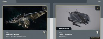 Reliant Kore to Nomad Upgrade (LTI Insurance)