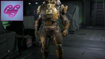 Concept Art - Overlord Dust Storm Armor Set