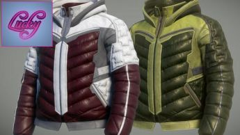Concept Art - Cold Front Collection