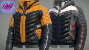 Concept Art - Polar Vortex Collection