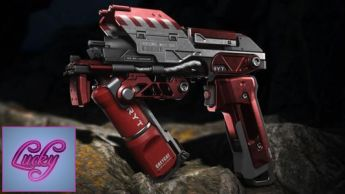 "Concept Art - Pyro RYT ""Bloodline"" Mutli-Tool"