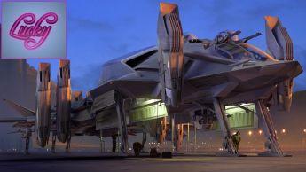 Concept Art - Retaliator Bomber