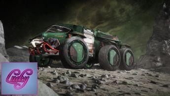 Ursa Rover Fortuna - Concept Art