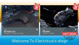 A2 Hercules to Polaris Upgrade CCU