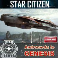 Constellation Andromeda to Genesis Starliner UPGRADE (CCU)