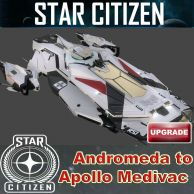 Andromeda to Apollo Medivac Upgrade (CCU)