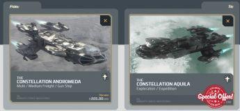 Andromeda to Aquila Upgrade CCU