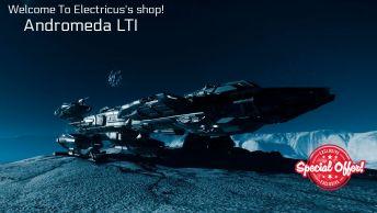 Andromeda Standalone Ship LTI CCUed