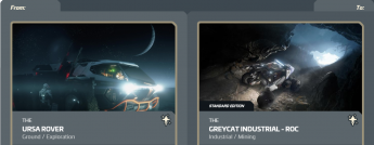Upgrade - Ursa Rover to Greycat Industrial ROC