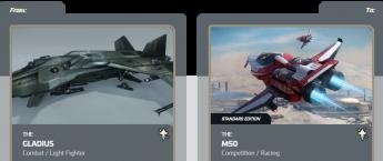 Gladius to M50 Interceptor Upgrade