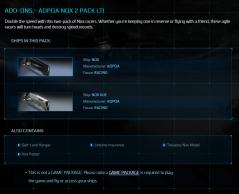 Aopoa Nox 2 pack LTI