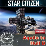 Aquila to Hull D UPGRADE (CCU)