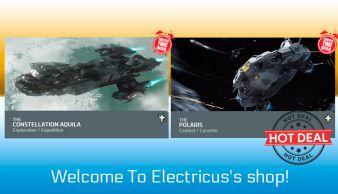Aquila to Polaris Upgrade CCU