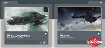 Aquila  to Esperia Prowler Upgrade CCU