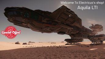 Aquila Standalone Ship LTI CCUed