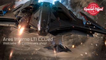 Crusader Ares Inferno LTI CCUed
