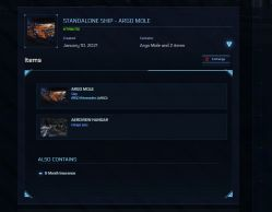 Account sell with Idris-p Lti