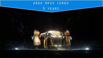 ARGO - MPUV Cargo - (5 years)