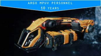 ARGO - MPUV Personnel - (10 years)