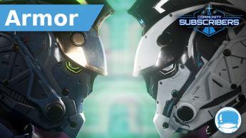 """Caudillo"" Helmets Pack #1 - Armor - Subscriber"