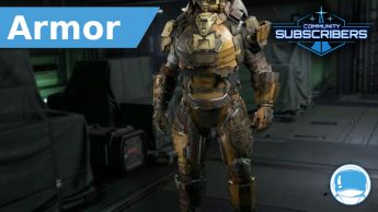 "Overlord ""Dust Storm"" Armor Set - Armor - Subscriber"