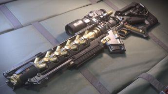 """Atzkav """"Deadeye"""" Edition Sniper Rifle"""
