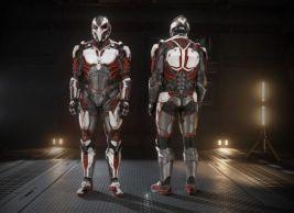 Aves Armor & Helmet Set