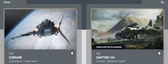 Corsair to San'Tok.Yai Upgrade