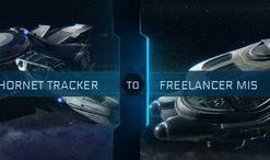 F7C-R Hornet Tracker to Freelancer MIS Upgrade