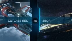 Cutlass Red to 350r Upgrade