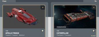Apollo Triage to Caterpillar Upgrade