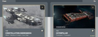 Andromeda to Caterpillar Upgrade