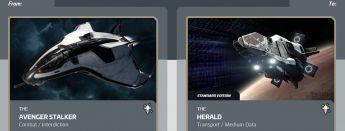 Avenger Stalker to Herald Upgrade