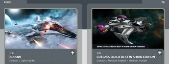 Arrow to Cutlass Black Best In Show Upgrade
