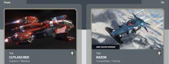 Cutlass Red to Razor Upgrade
